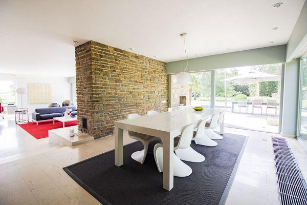 Photo d'une salle à louer à Everberg, Brabant Flamand, Dans la villa d'Isaac 21895