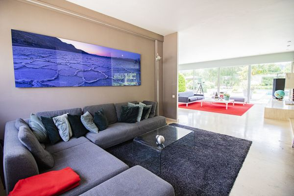 Photo d'une salle à louer à Everberg, Brabant Flamand, Dans la villa d'Isaac 21897