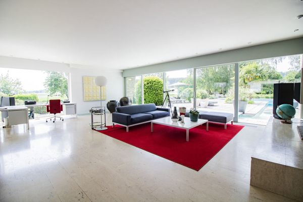 Photo d'une salle à louer à Everberg, Brabant Flamand, Dans la villa d'Isaac 21898
