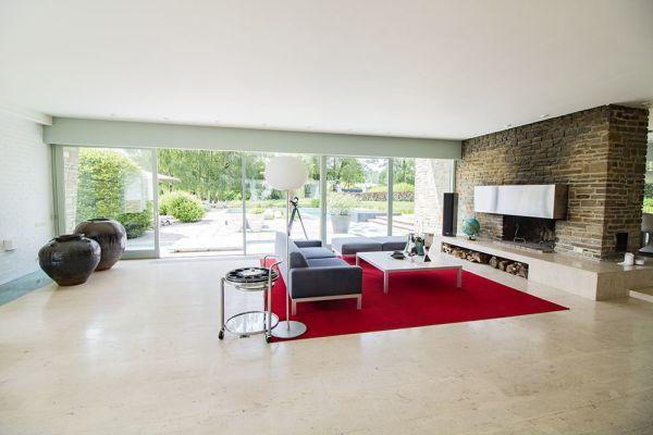 Photo d'une salle à louer à Everberg, Brabant Flamand, Dans la villa d'Isaac 21905