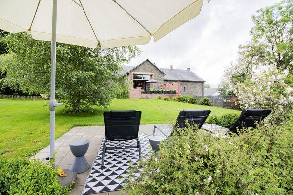 Photo d'une salle à louer à Grandvoir, Luxembourg, Dans la grange d'Anna 21927