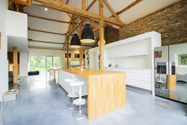 Photo d'une salle à louer à Grandvoir, Luxembourg, Dans la grange d'Anna 21928