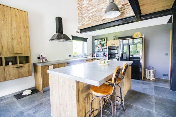 Photo d'une salle à louer à Cornesse, Liège, Dans la maison d'Emilie & Jérôme 21950