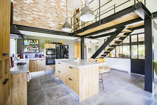 Photo d'une salle à louer à Cornesse, Liège, Dans la maison d'Emilie & Jérôme 21951