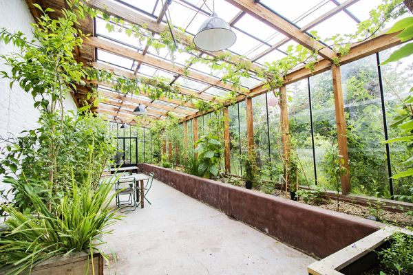 Picture of an event venue rental in Uccle, Brussels, Inside Clara's workshop 22007