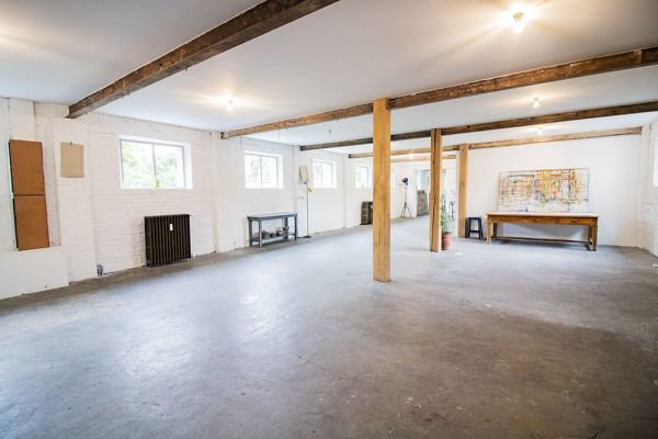 Picture of an event venue rental in Uccle, Brussels, Inside Clara's workshop 22012