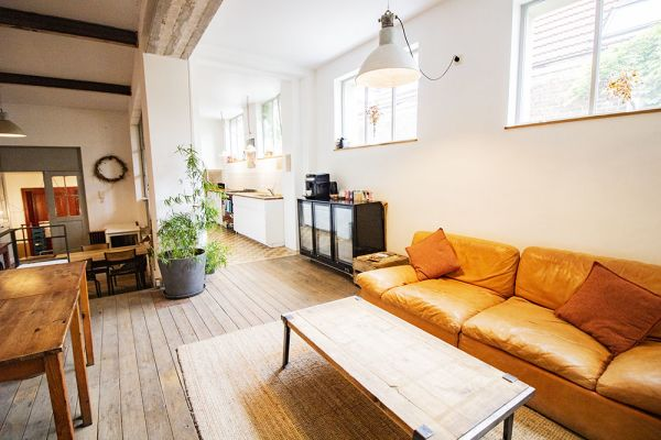 Picture of an event venue rental in Uccle, Brussels, Inside Clara's workshop 22017