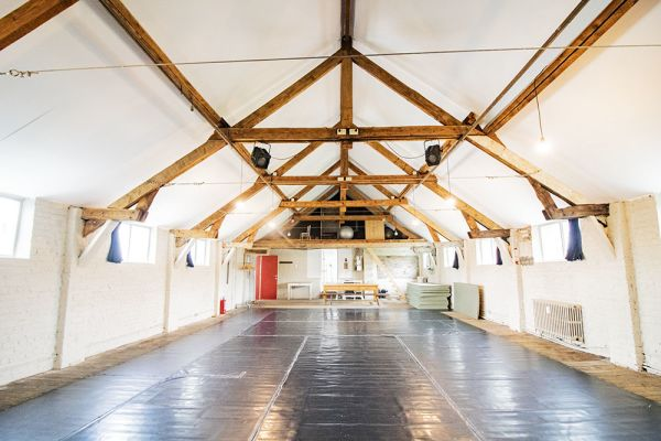Picture of an event venue rental in Uccle, Brussels, Inside Clara's workshop 22023