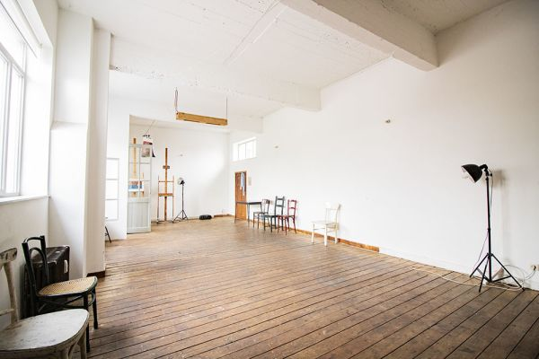 Picture of an event venue rental in Uccle, Brussels, Inside Clara's workshop 22025