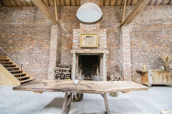 Photo d'une salle à louer à Ittre, Brabant Wallon, Dans la grange de Victoria 22039