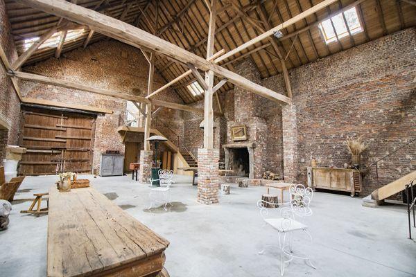 Photo d'une salle à louer à Ittre, Brabant Wallon, Dans la grange de Victoria 22040