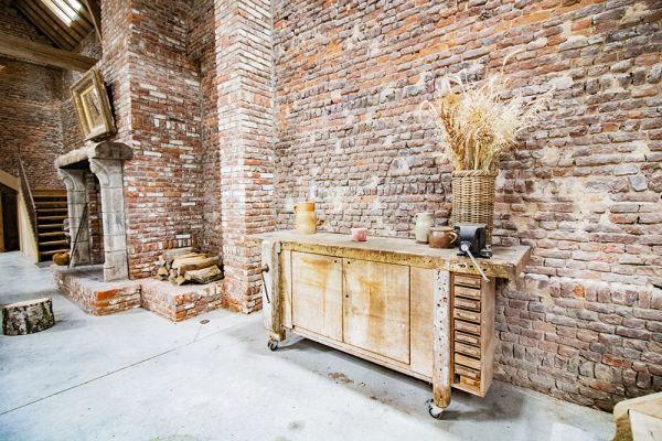 Photo d'une salle à louer à Ittre, Brabant Wallon, Dans la grange de Victoria 22042