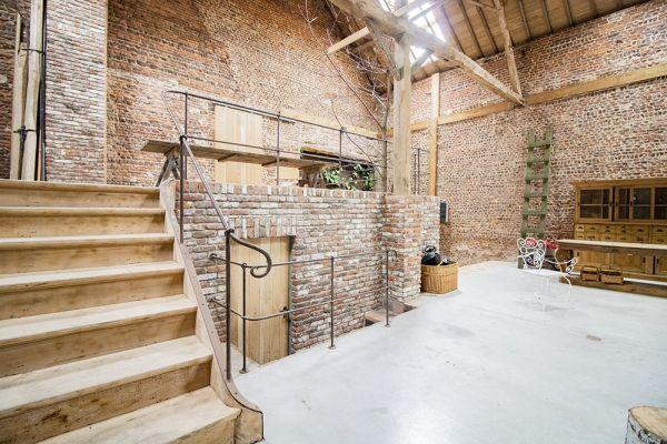 Photo d'une salle à louer à Ittre, Brabant Wallon, Dans la grange de Victoria 22044