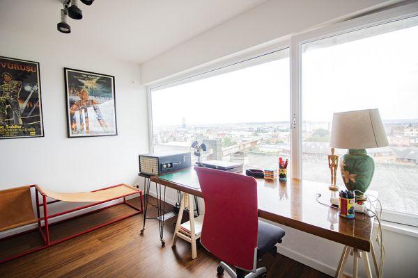 Photo d'une salle à louer à Molenbeek-Saint-Jean, Bruxelles, Dans l'appartement de Nicolas 22144