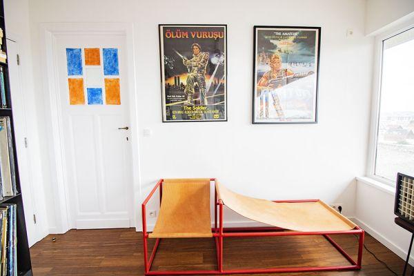 Photo d'une salle à louer à Molenbeek-Saint-Jean, Bruxelles, Dans l'appartement de Nicolas 22145