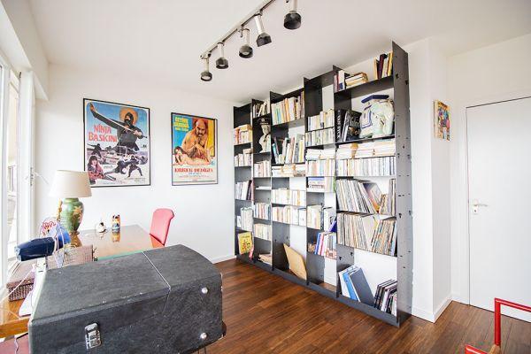 Photo d'une salle à louer à Molenbeek-Saint-Jean, Bruxelles, Dans l'appartement de Nicolas 22146