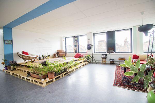 Picture of an event venue rental in Elsene, Brussels, Inside Vinicius' loft 22177