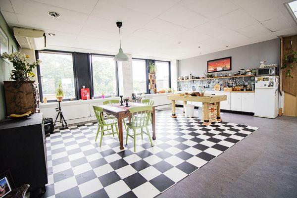 Picture of an event venue rental in Elsene, Brussels, Inside Vinicius' loft 22179