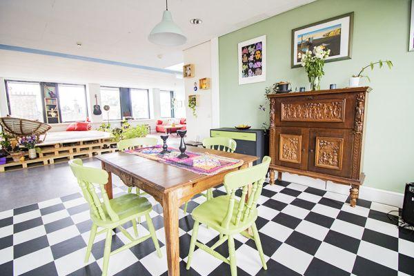 Picture of an event venue rental in Elsene, Brussels, Inside Vinicius' loft 22182