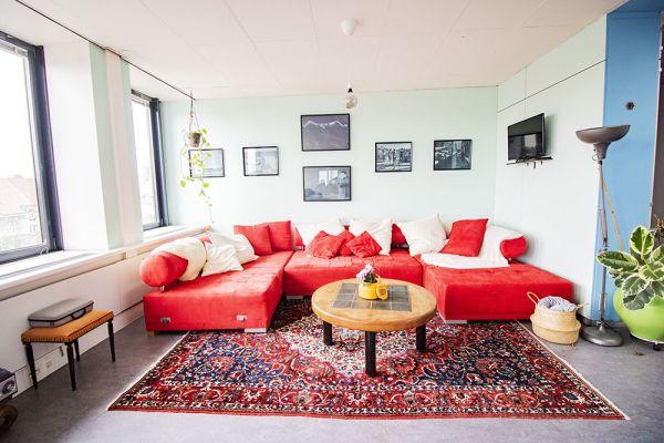 Picture of an event venue rental in Elsene, Brussels, Inside Vinicius' loft 22185