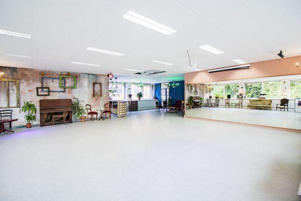 Photo d'une salle à louer à Elsene, Bruxelles, Dans le studio de Flavia 22200
