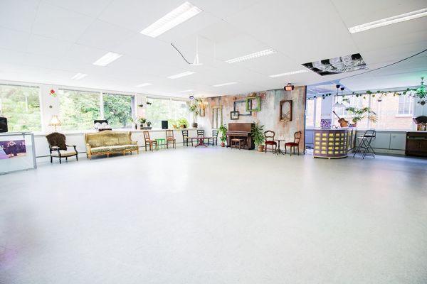 Photo d'une salle à louer à Elsene, Bruxelles, Dans le studio de Flavia 22201