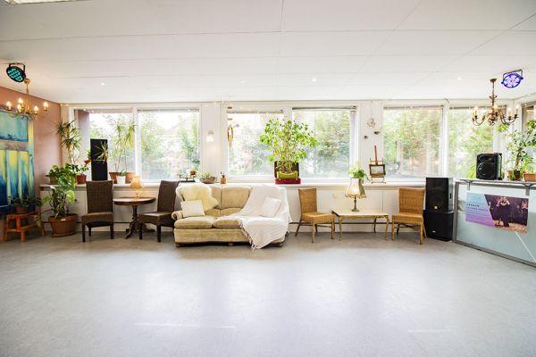 Photo d'une salle à louer à Elsene, Bruxelles, Dans le studio de Flavia 22204