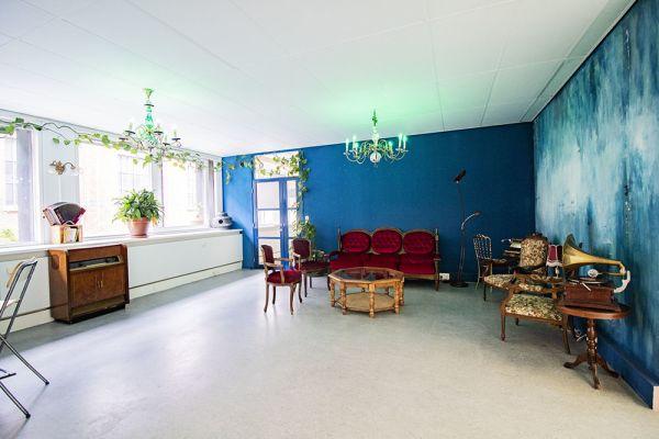 Photo d'une salle à louer à Elsene, Bruxelles, Dans le studio de Flavia 22205