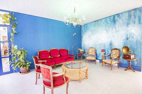Photo d'une salle à louer à Elsene, Bruxelles, Dans le studio de Flavia 22206