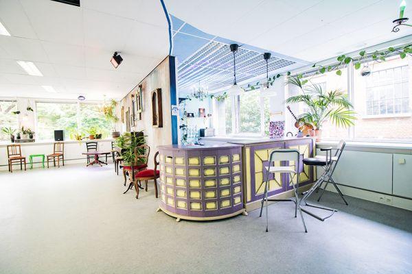 Photo d'une salle à louer à Elsene, Bruxelles, Dans le studio de Flavia 22207