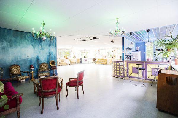 Photo d'une salle à louer à Elsene, Bruxelles, Dans le studio de Flavia 22208