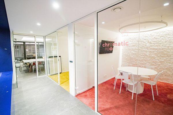Photo d'une salle à louer à Elsene, Bruxelles, Dans le studio de Christophe 22216