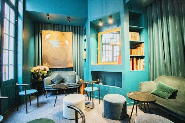 Photo d'une salle à louer à Elsene, Bruxelles, Dans le studio de Christophe 22228