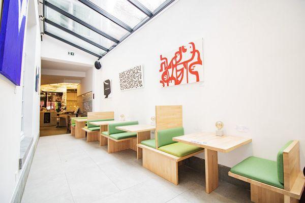 Photo d'une salle à louer à Elsene, Bruxelles, Dans le studio de Christophe 22229