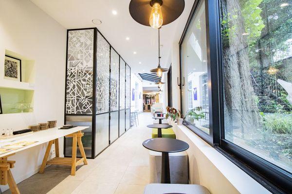 Photo d'une salle à louer à Elsene, Bruxelles, Dans le studio de Christophe 22230