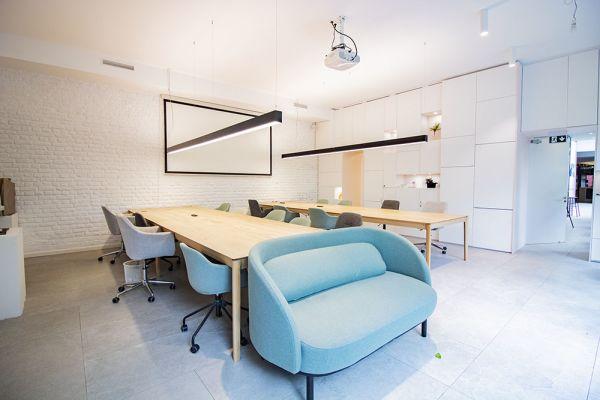 Photo d'une salle à louer à Elsene, Bruxelles, Dans le studio de Christophe 22231