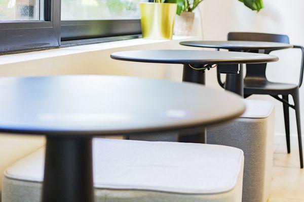 Photo d'une salle à louer à Elsene, Bruxelles, Dans le studio de Christophe 22239