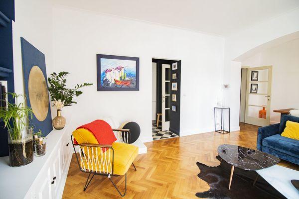 Feestzaal verhuren in Brussel, Brussel, In het appartement van Alice & Thibaut 22249