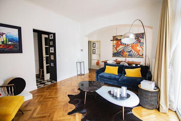 Feestzaal verhuren in Brussel, Brussel, In het appartement van Alice & Thibaut 22250