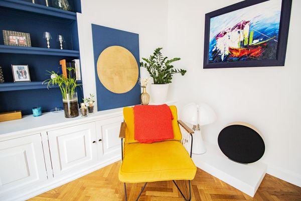 Feestzaal verhuren in Brussel, Brussel, In het appartement van Alice & Thibaut 22251