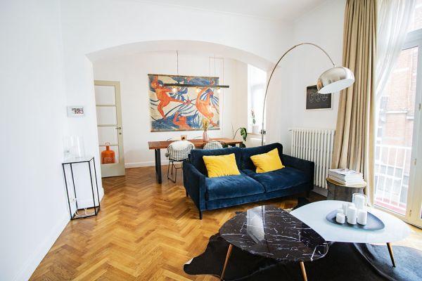 Feestzaal verhuren in Brussel, Brussel, In het appartement van Alice & Thibaut 22252