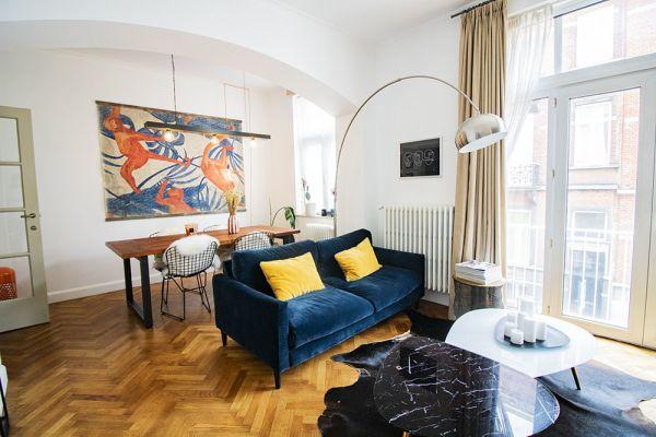 Feestzaal verhuren in Brussel, Brussel, In het appartement van Alice & Thibaut 22253