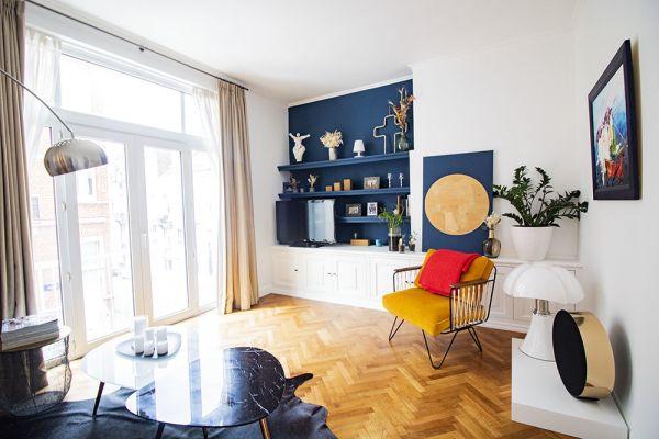 Feestzaal verhuren in Brussel, Brussel, In het appartement van Alice & Thibaut 22254