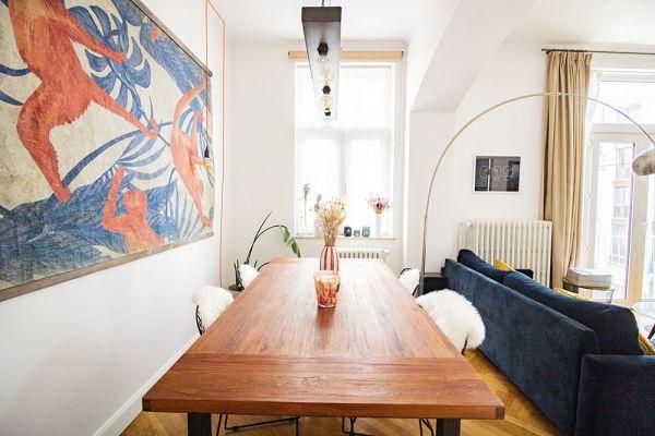 Feestzaal verhuren in Brussel, Brussel, In het appartement van Alice & Thibaut 22257