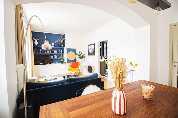 Feestzaal verhuren in Brussel, Brussel, In het appartement van Alice & Thibaut 22258