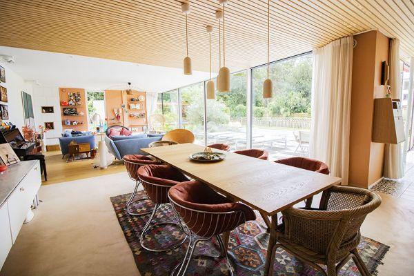 Photo d'une salle à louer à Uccle, Bruxelles, Dans la villa de Julie 22269