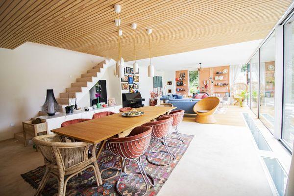 Photo d'une salle à louer à Uccle, Bruxelles, Dans la villa de Julie 22270