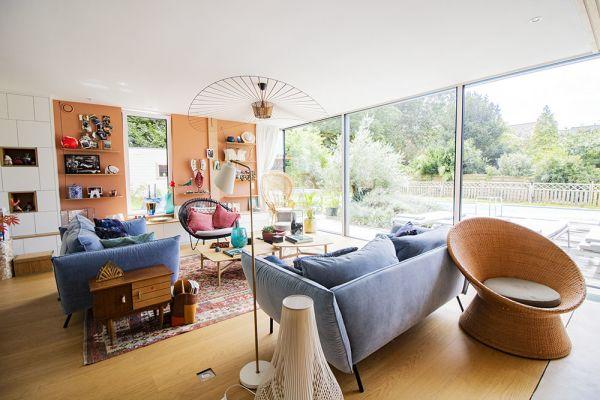 Photo d'une salle à louer à Uccle, Bruxelles, Dans la villa de Julie 22272