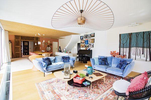 Photo d'une salle à louer à Uccle, Bruxelles, Dans la villa de Julie 22274