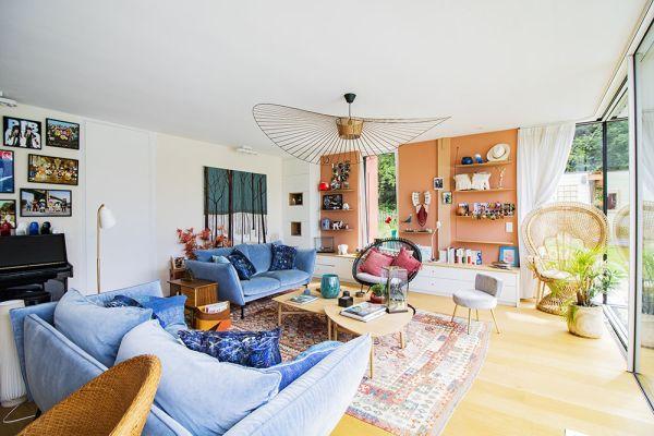 Photo d'une salle à louer à Uccle, Bruxelles, Dans la villa de Julie 22275